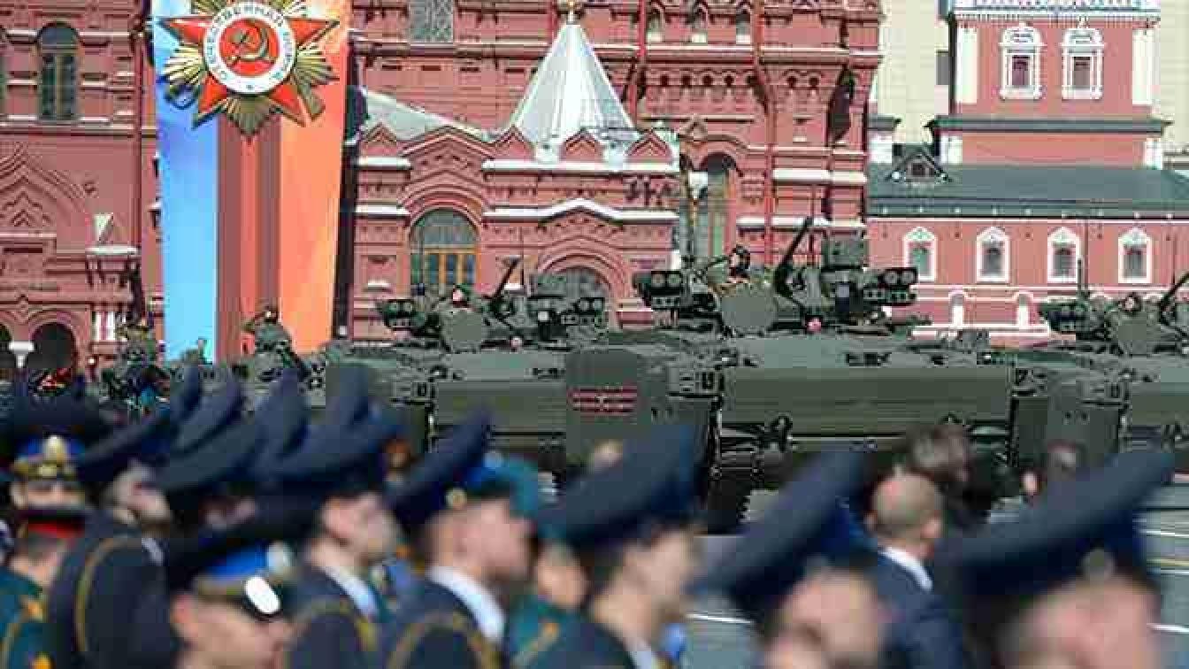 Парад Победы в Москве: назван состав делегации из Казахстана