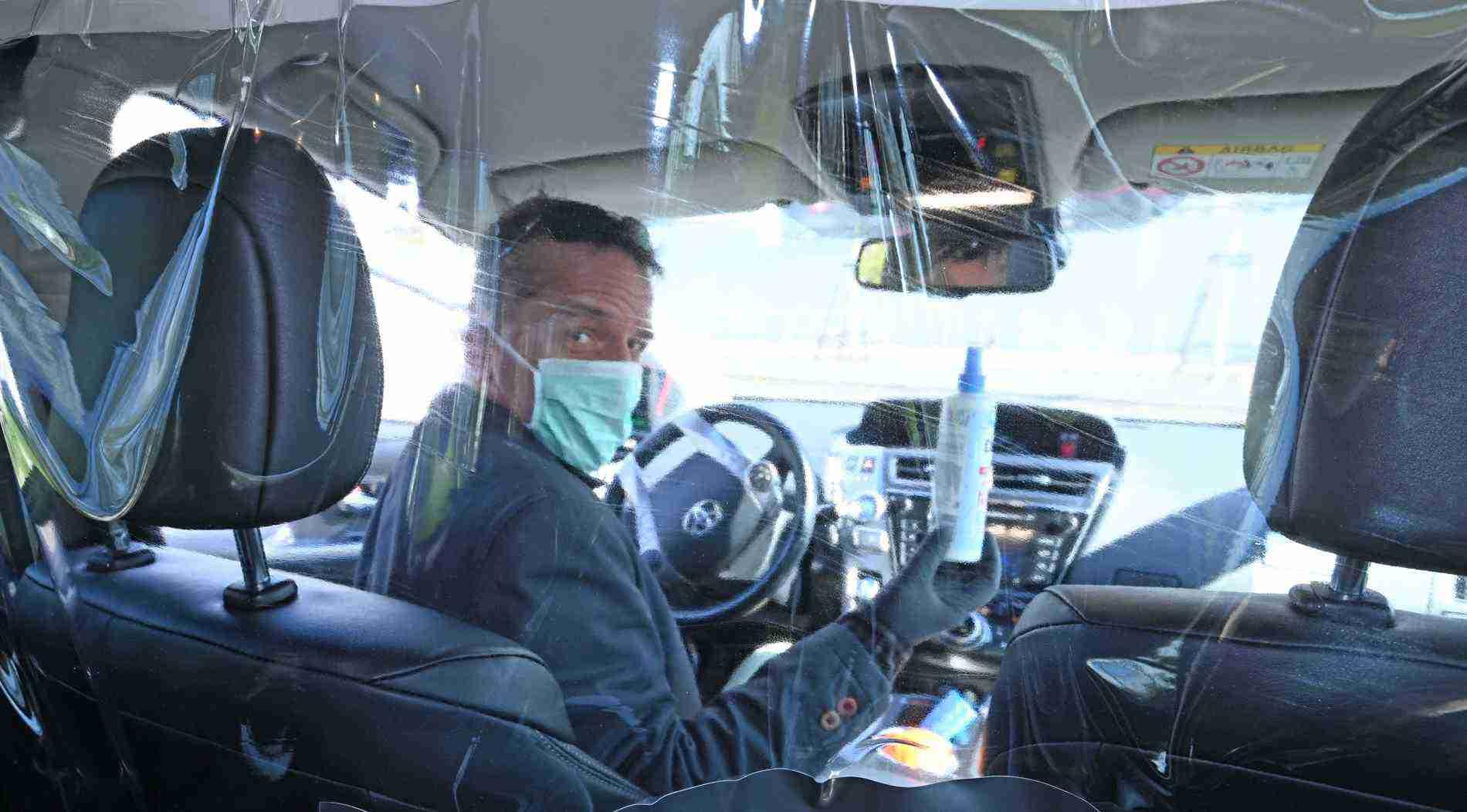 В Казахстане появится Corona-такси