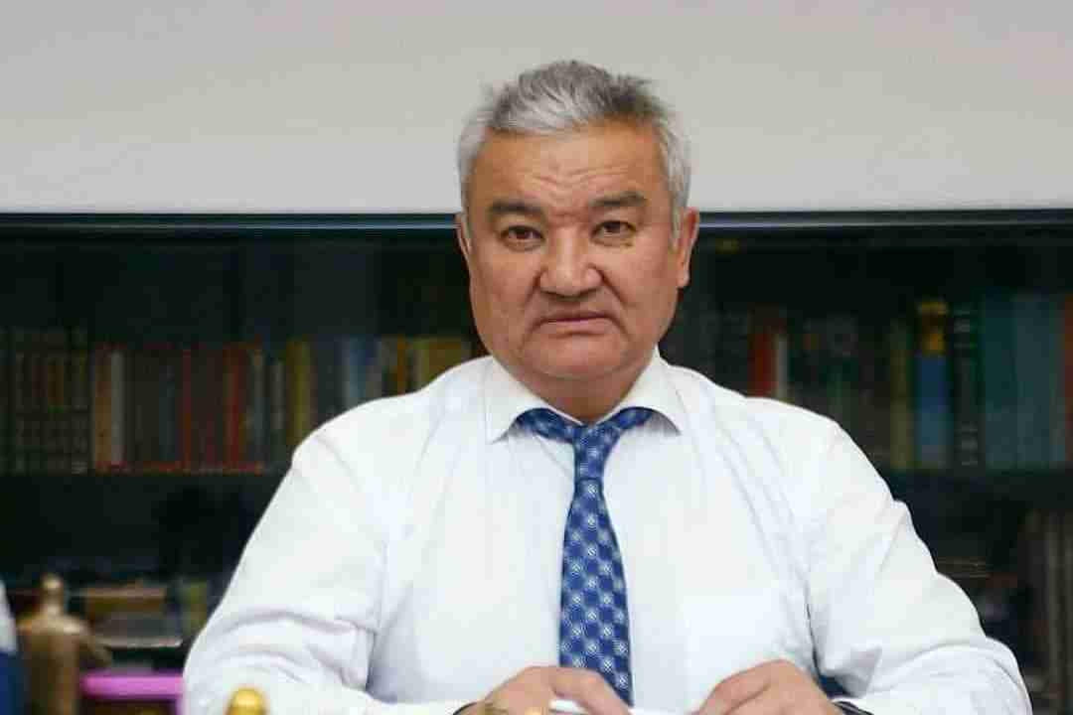 В Казахстане коронавирусом заболел ещё один аким