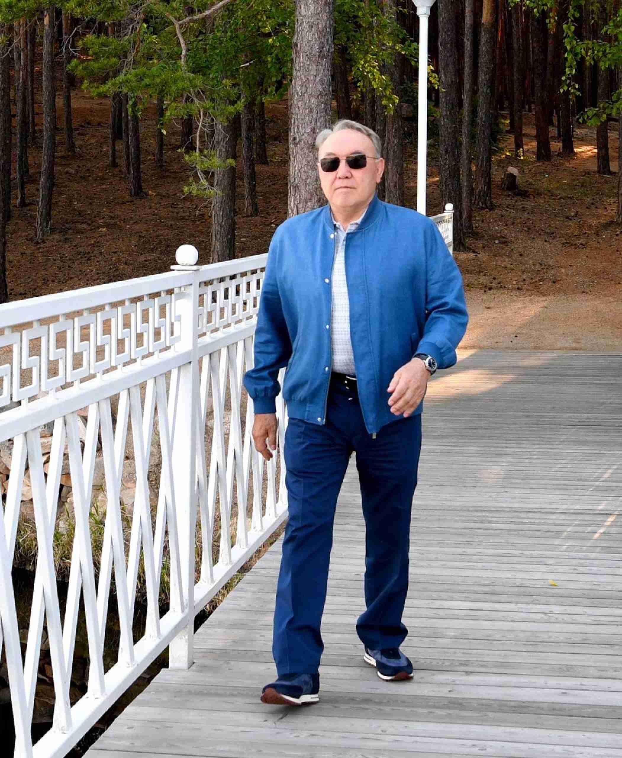 Нурсултан Назарбаев излечился от коронавируса