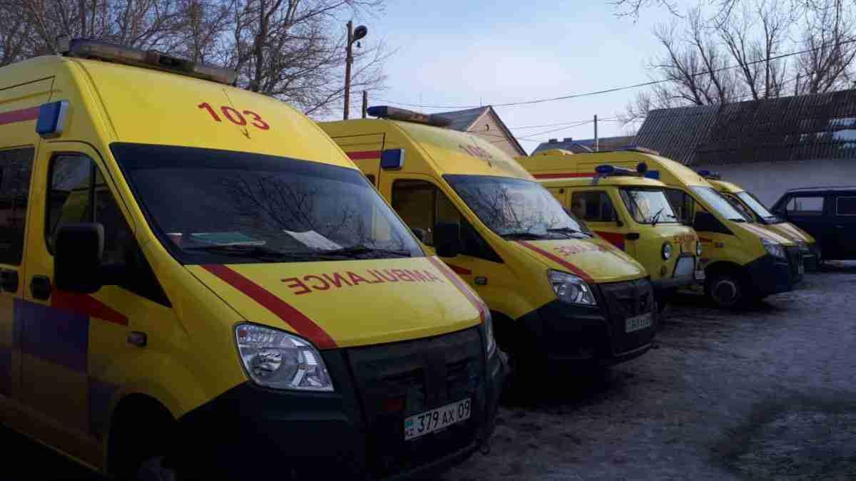 Службу Скорой помощи в Казахстане значительно усилят