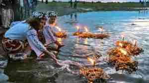Ивана Купала-2020: как в Казахстане придерживаются славянских традиций