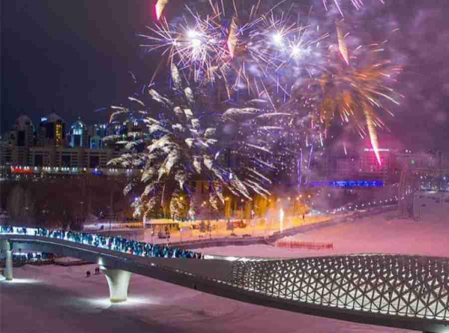День столицы 2020: как прошел праздник в Нур-Султане