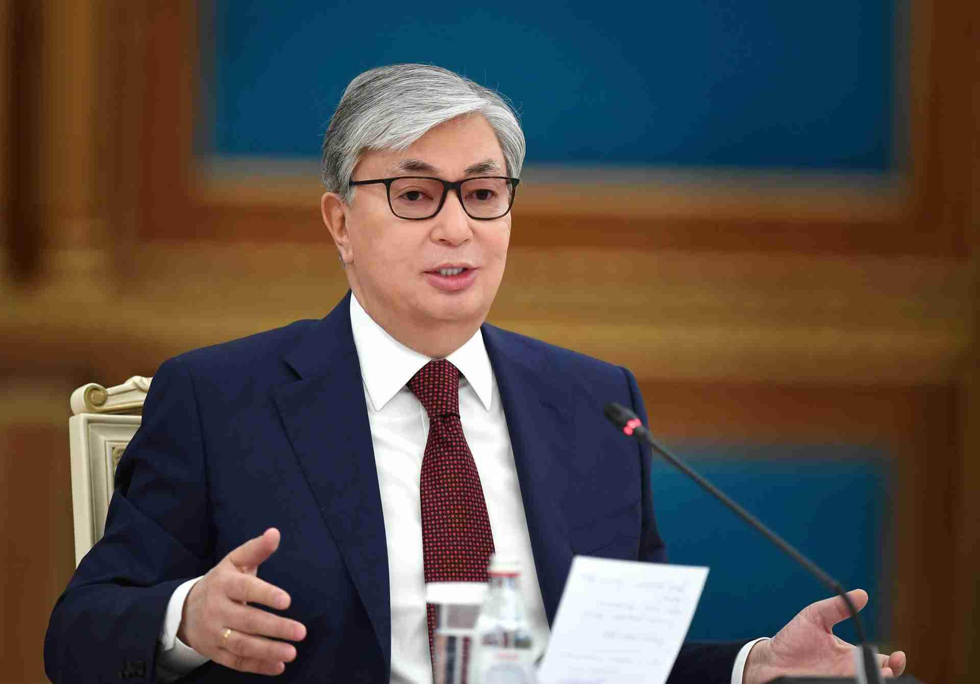 Токаев дал испытательный срок правительству
