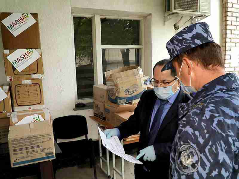 Казахстан получит гуманитарную помощь от Израиля