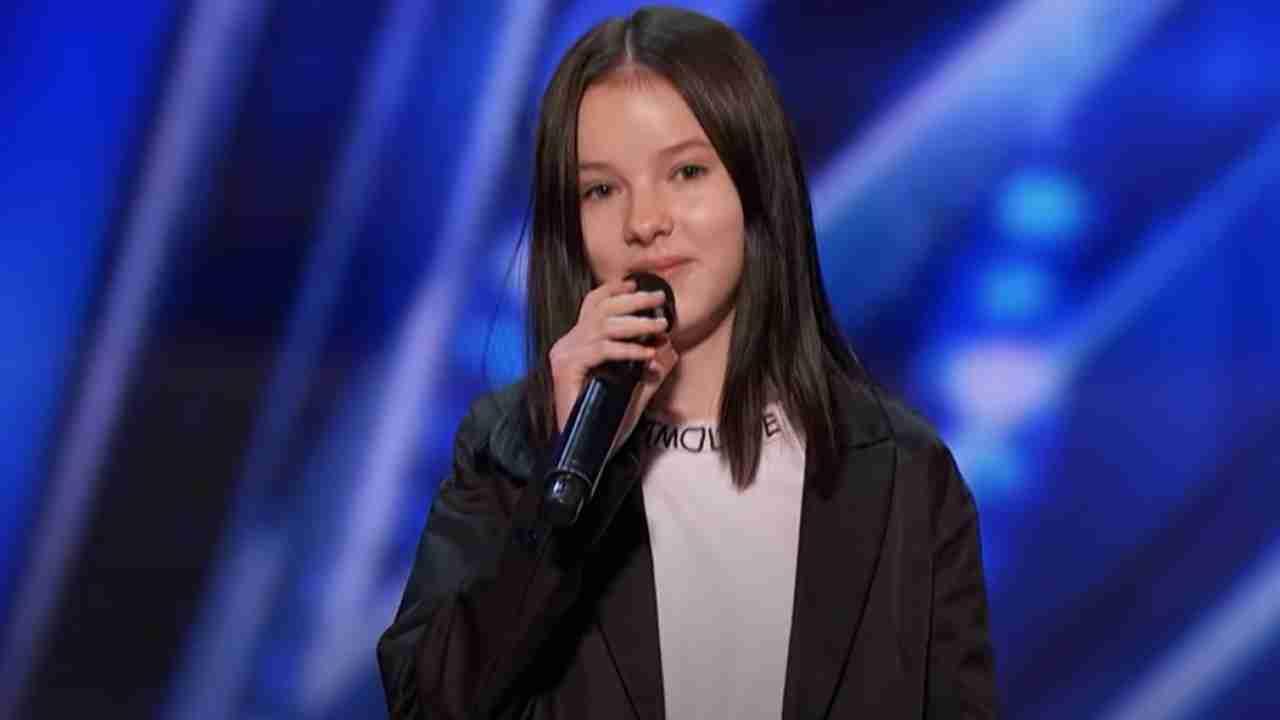 Данэлия Тулешова прошла в третий тур шоу America's Got Talent