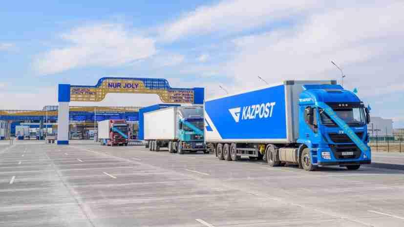 Китай пересмотрел порядок доставки грузов в Казахстан
