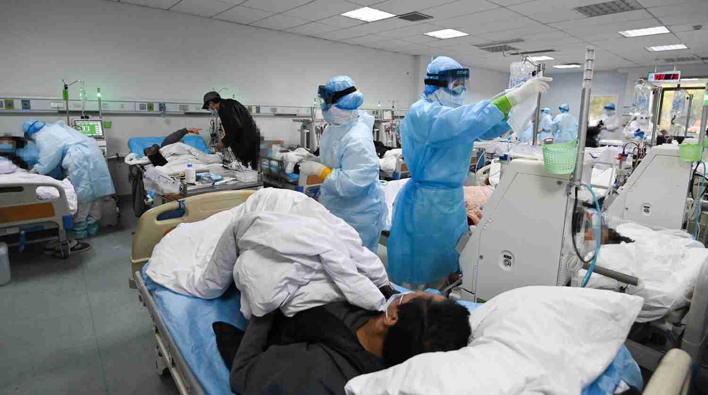 Коронавирус в Казахстане: статистика на 20 июля