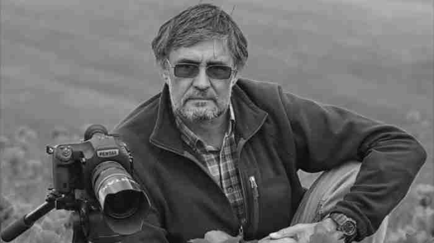 Умер известный казахстанский режиссер Олег Белялов