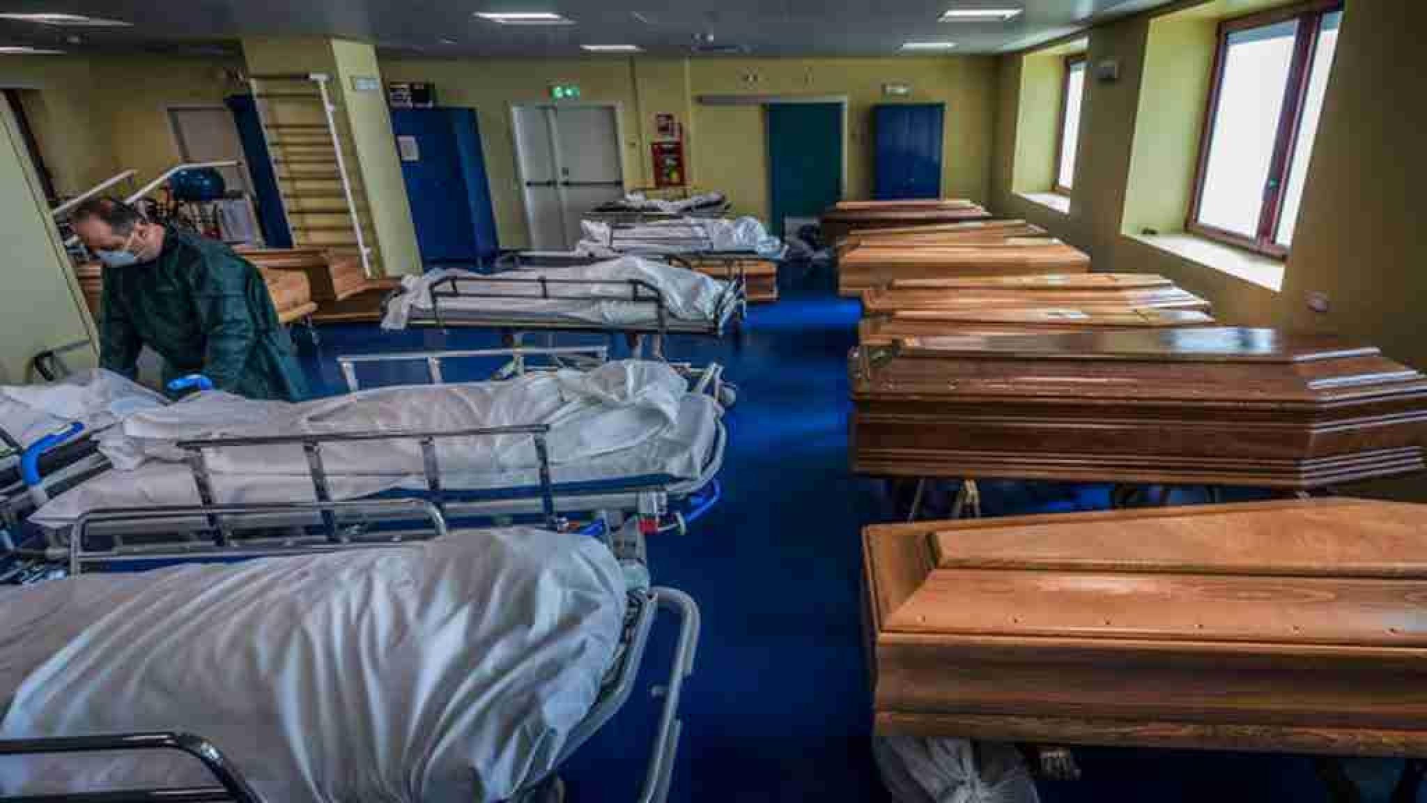 В Алматы рассказали, как будут хоронить умерших от пневмонии