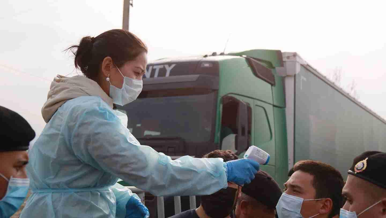 ВОЗ изучит вспышку пневмонии в Казахстане