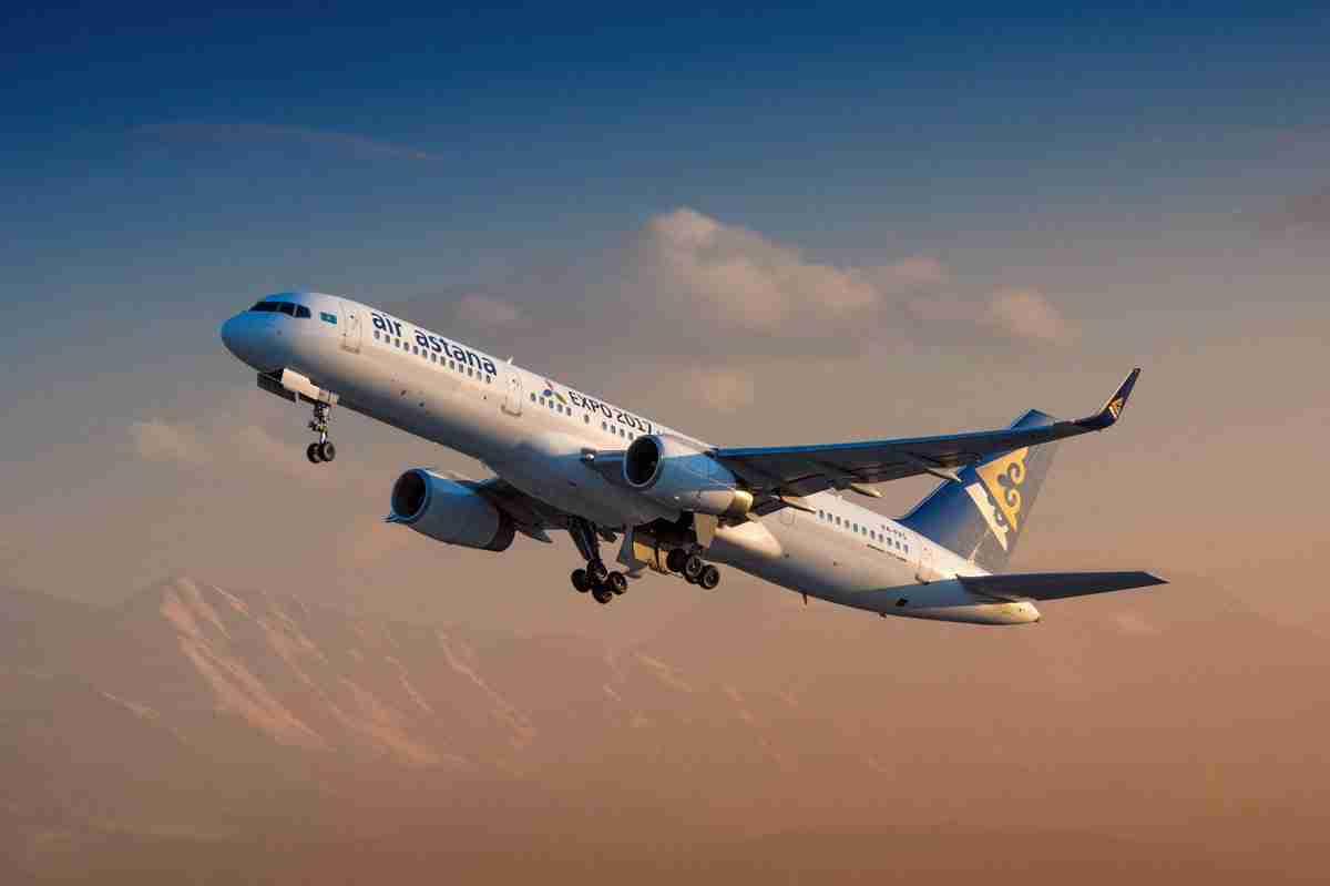 Казахстан возобновляет международное авиасообщение: куда можно будет улететь в августе