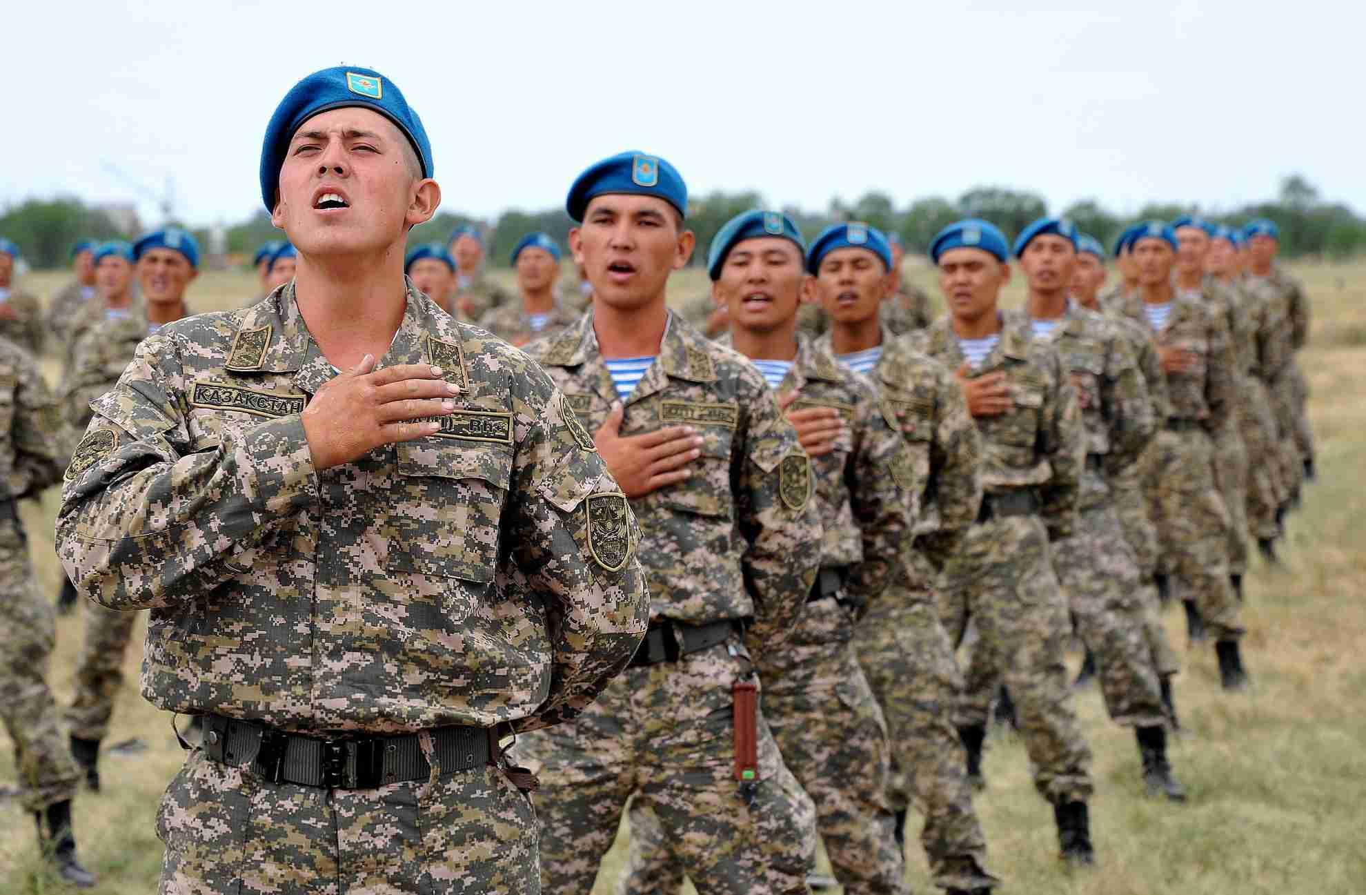 Опубликован рейтинг стран по уровню военной мощи: известно место Казахстана