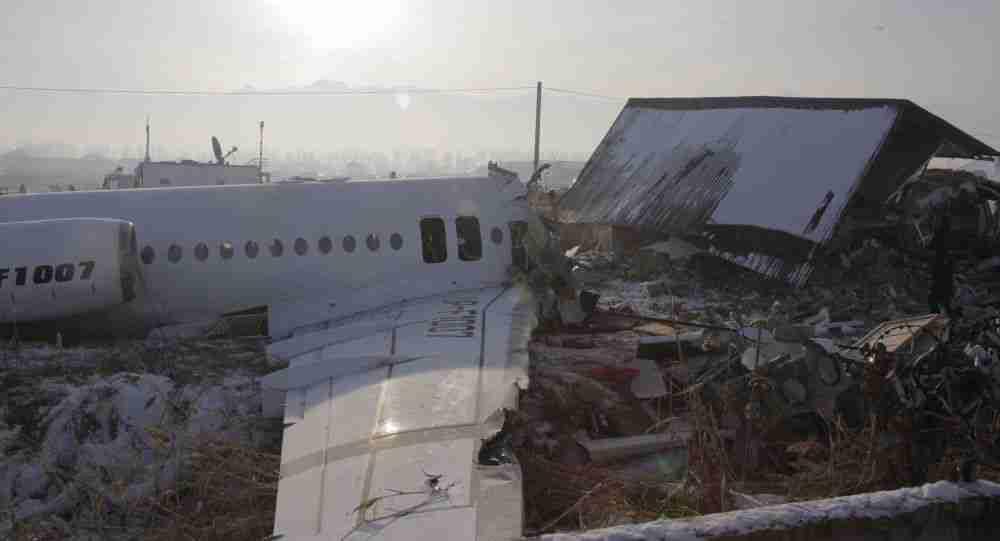 Суд по делу о крушении самолета Bek Air принял неожиданный поворот
