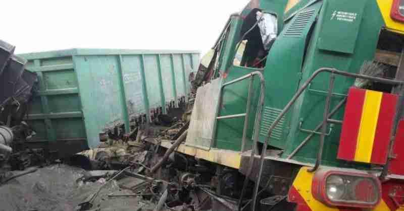 Железнодорожная катастрофа на станции Жаксыбулак: детали