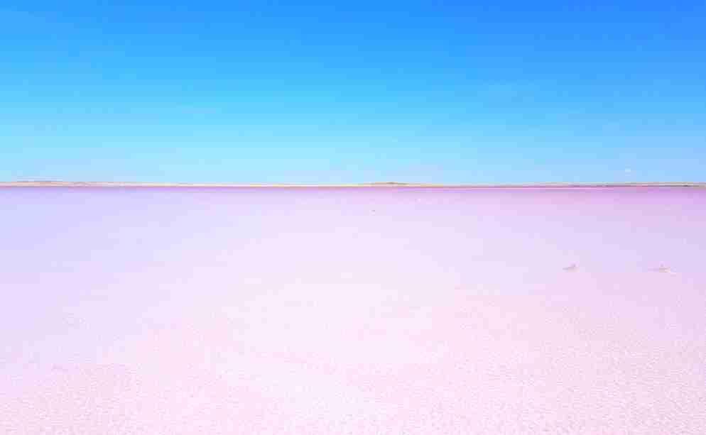 Розовое и токсичное: новые факты об озере Кобейтуз