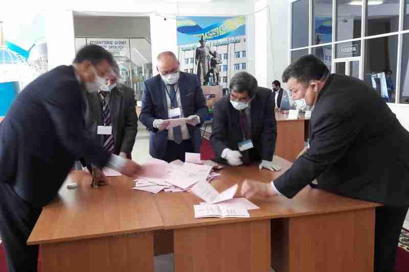 Выборы в Сенат Казахстана: оглашены результаты