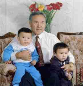 Умер Айсултан Назарбаев: скандальные факты из биографии внука Елбасы