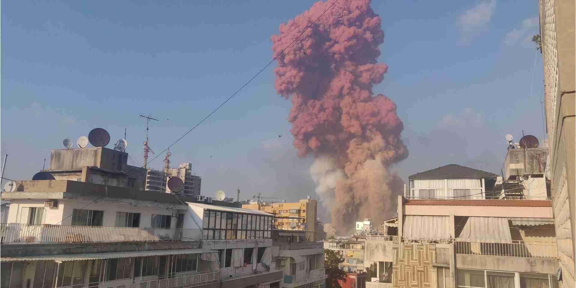 Взрыв в Бейруте: в МИД рассказали о судьбе казахстанцев