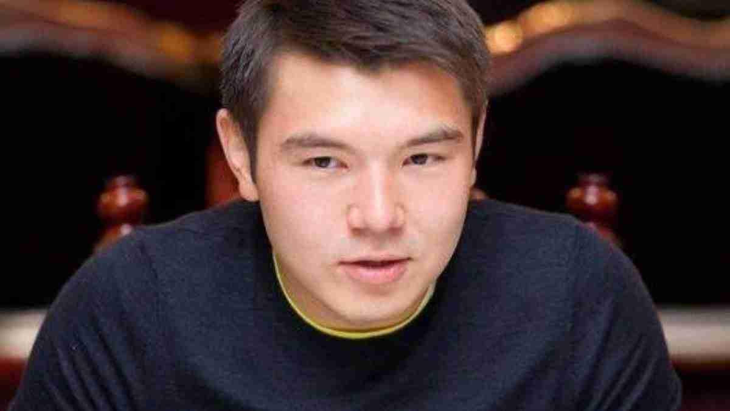 Умер внук Нурсултана Назарбаева