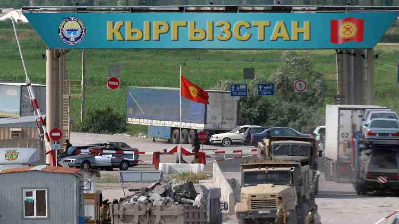 Казахстан и Кыргызстан будут вместе патрулировать зону в 10 километров