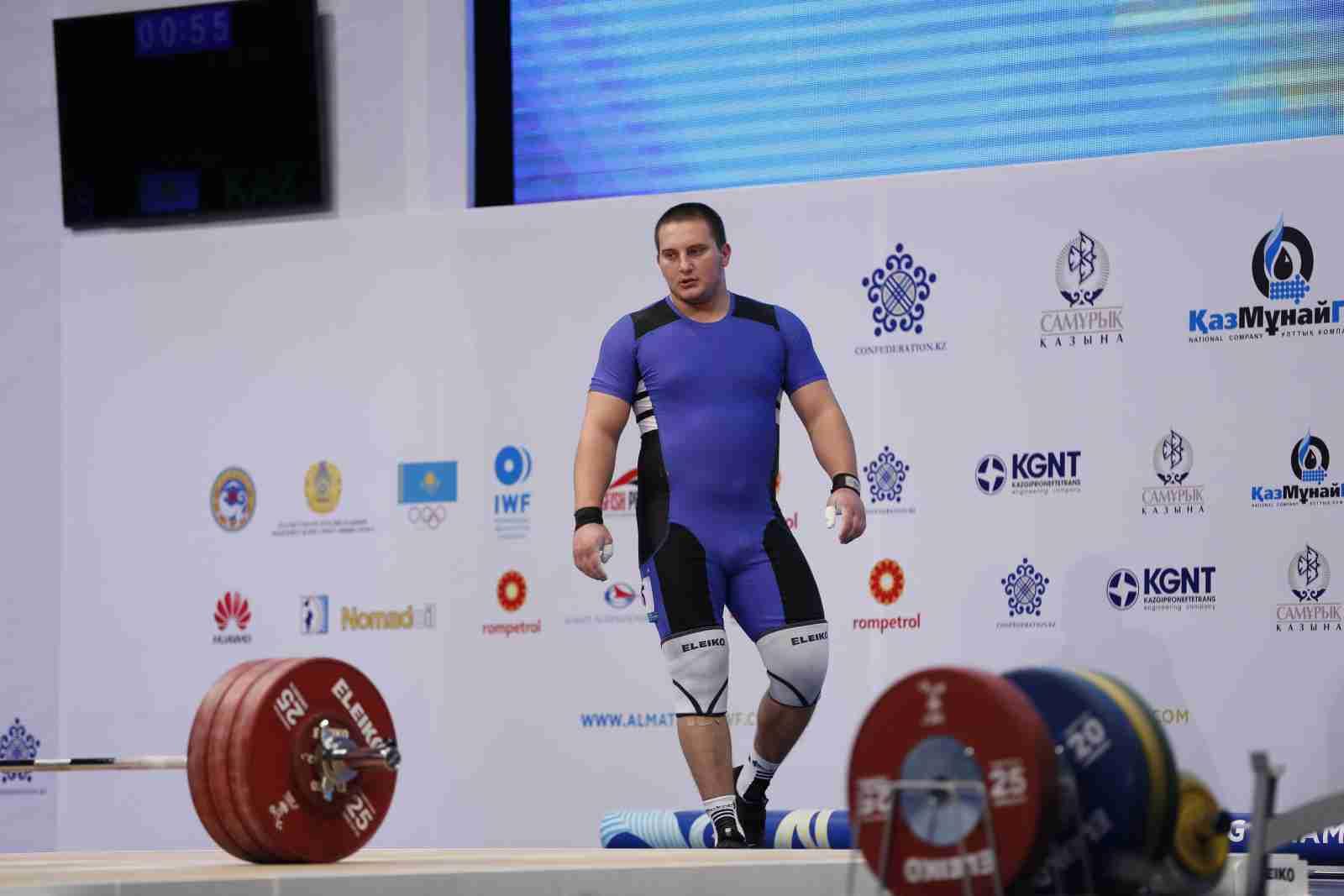 Международный Кубок по тяжелой атлетике: казах занял шестое место