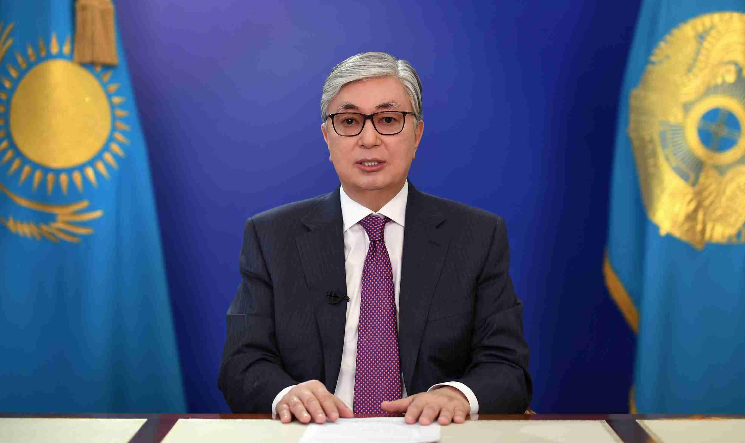 Токаев выступит с ежегодным посланием народу Казахстана