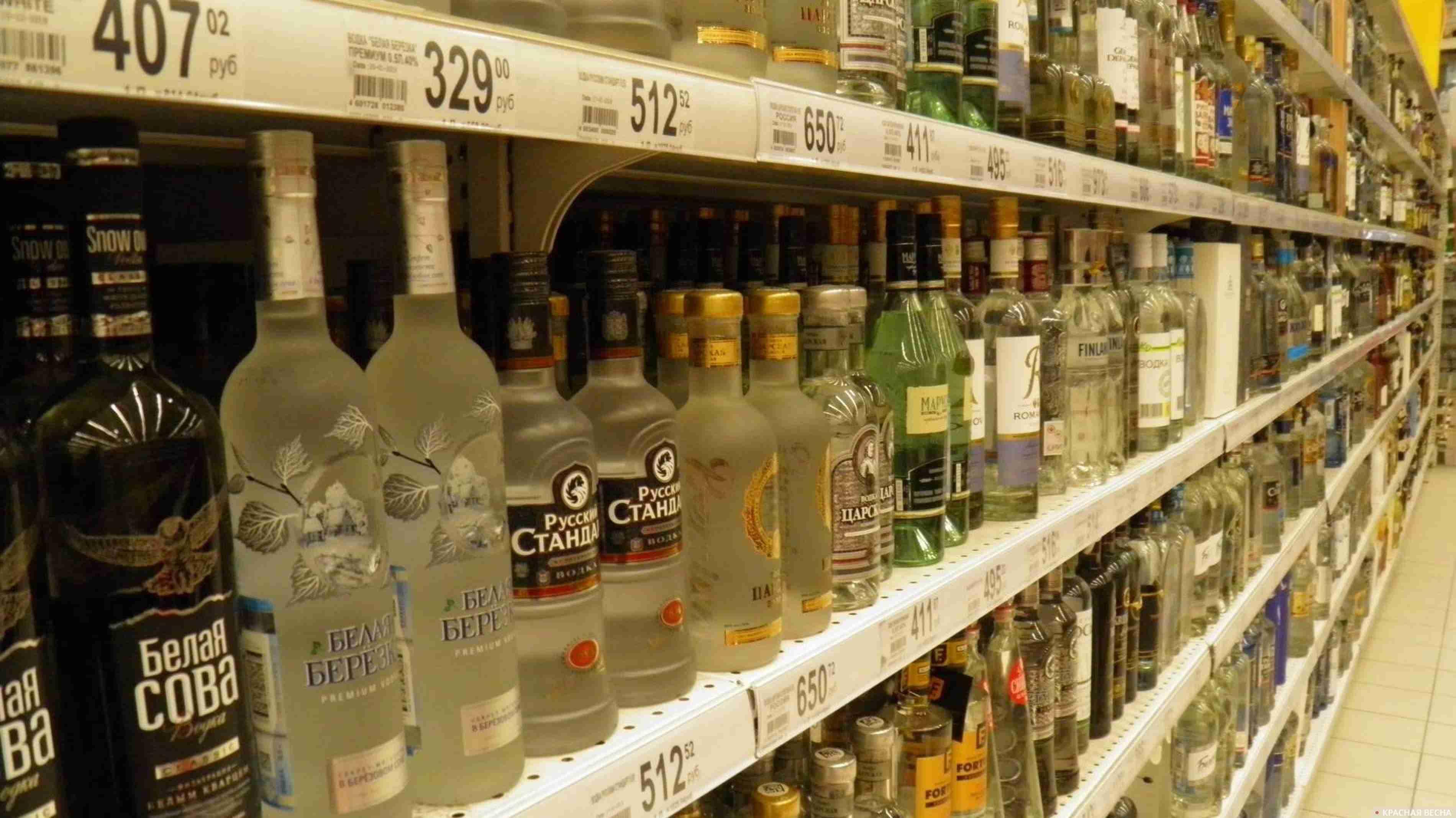 В Казахстане снова изменили правила продажи алкоголя и сигарет
