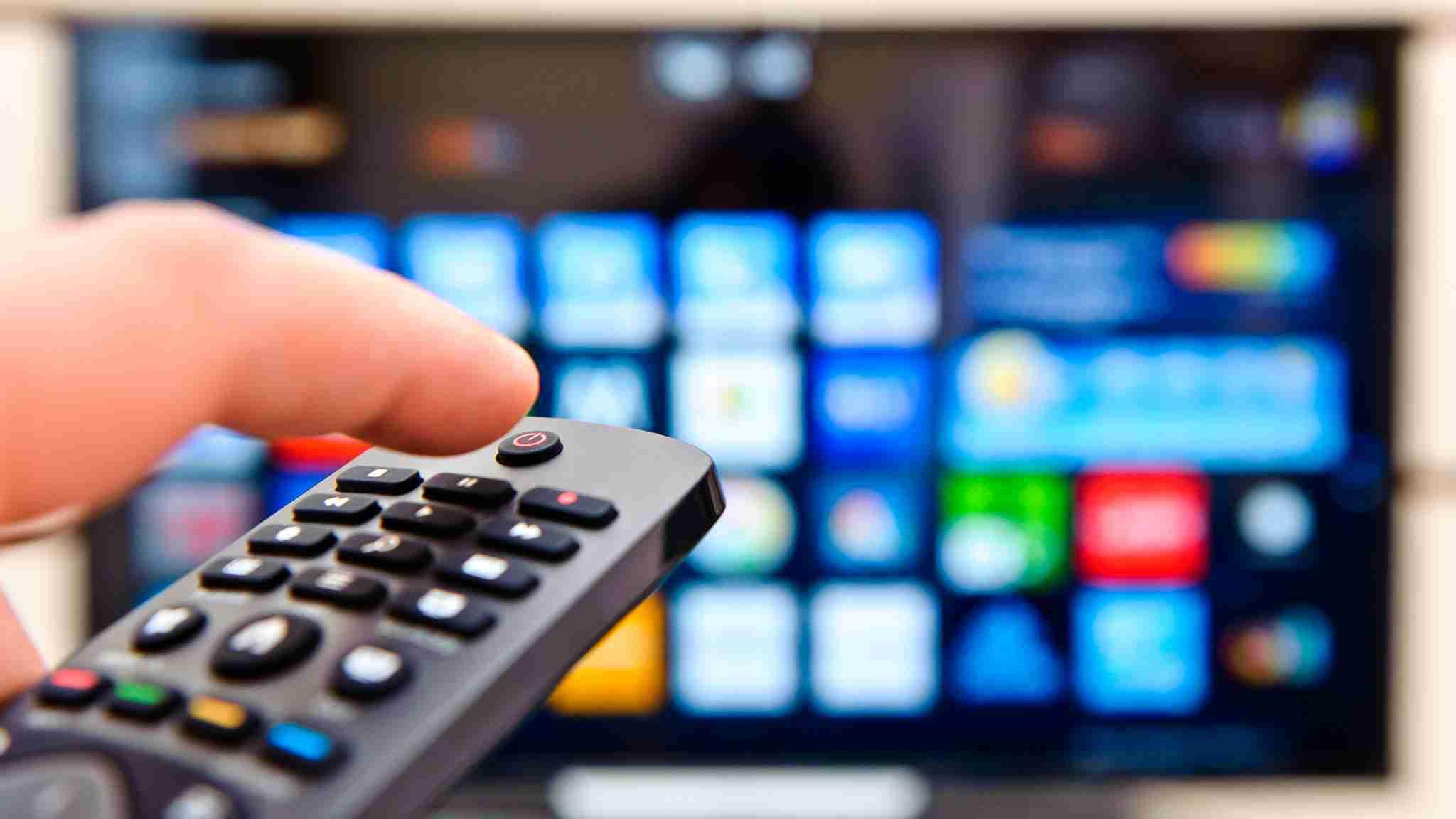 В Казахстане отключили телеканалы