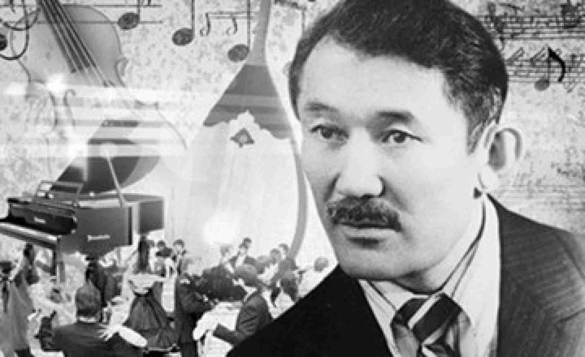 В Казахстане отметят 90-летний юбилей Шамши Калдаякова
