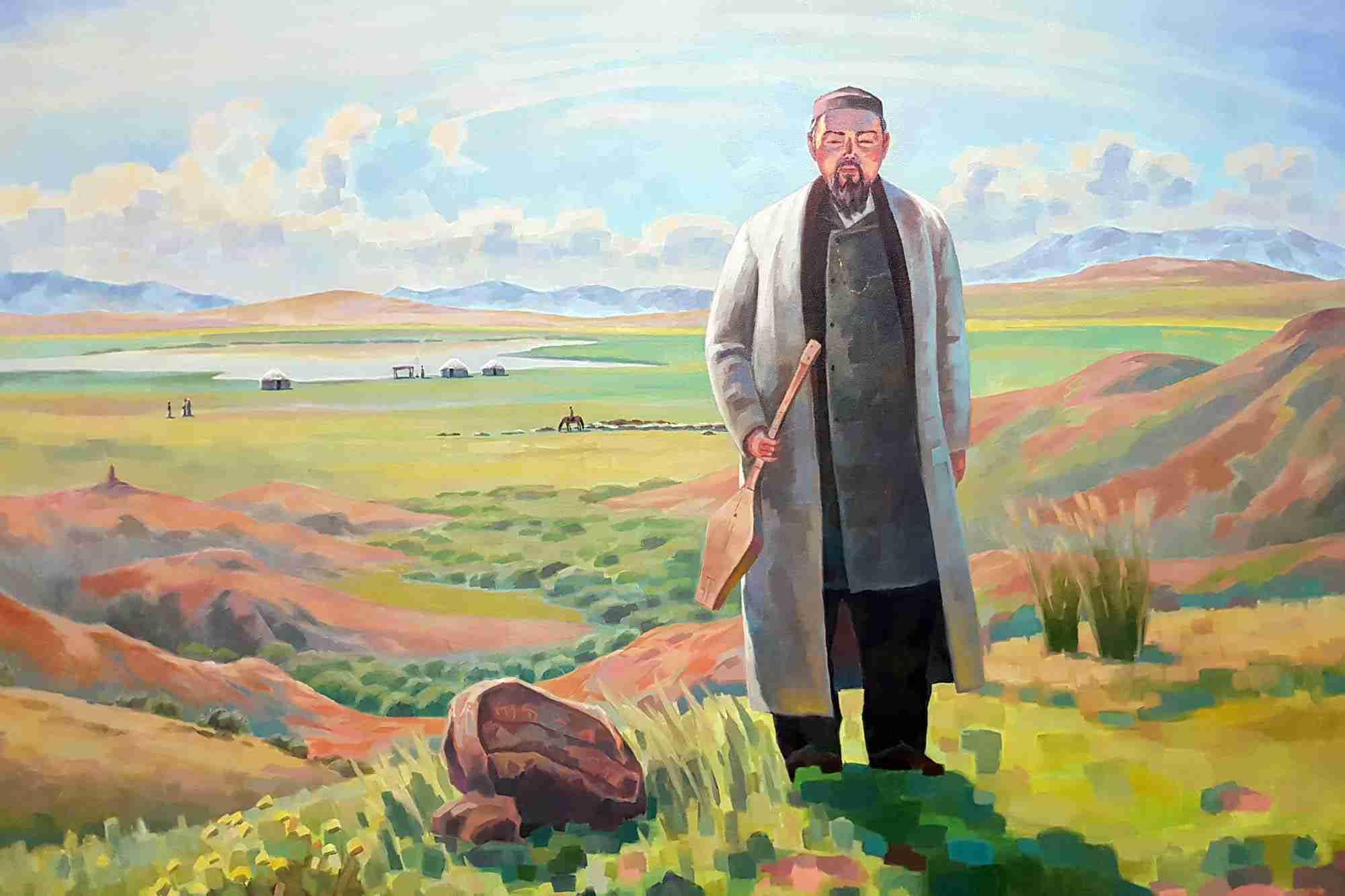 В Казахстане оживили Абая с помощью TikTok
