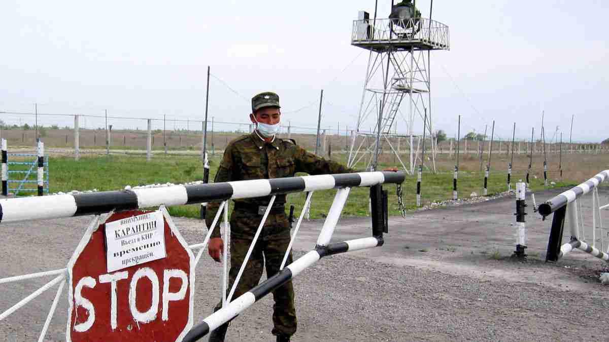 В Казахстане разработают приложение для пересечения границы с Китаем