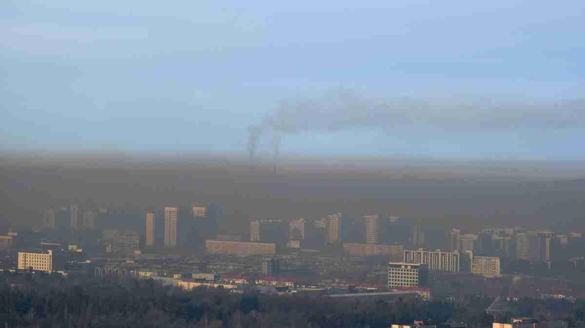 В Минэкологии назвали основные источники загрязнения воздуха Алматы