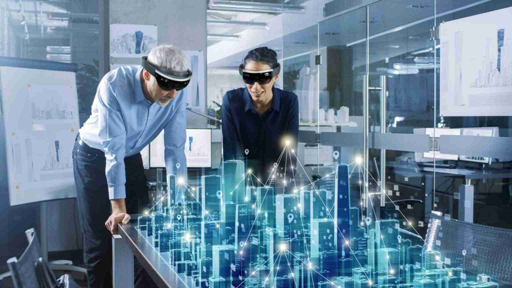 В Нур-Султане создадут 3D-модель города