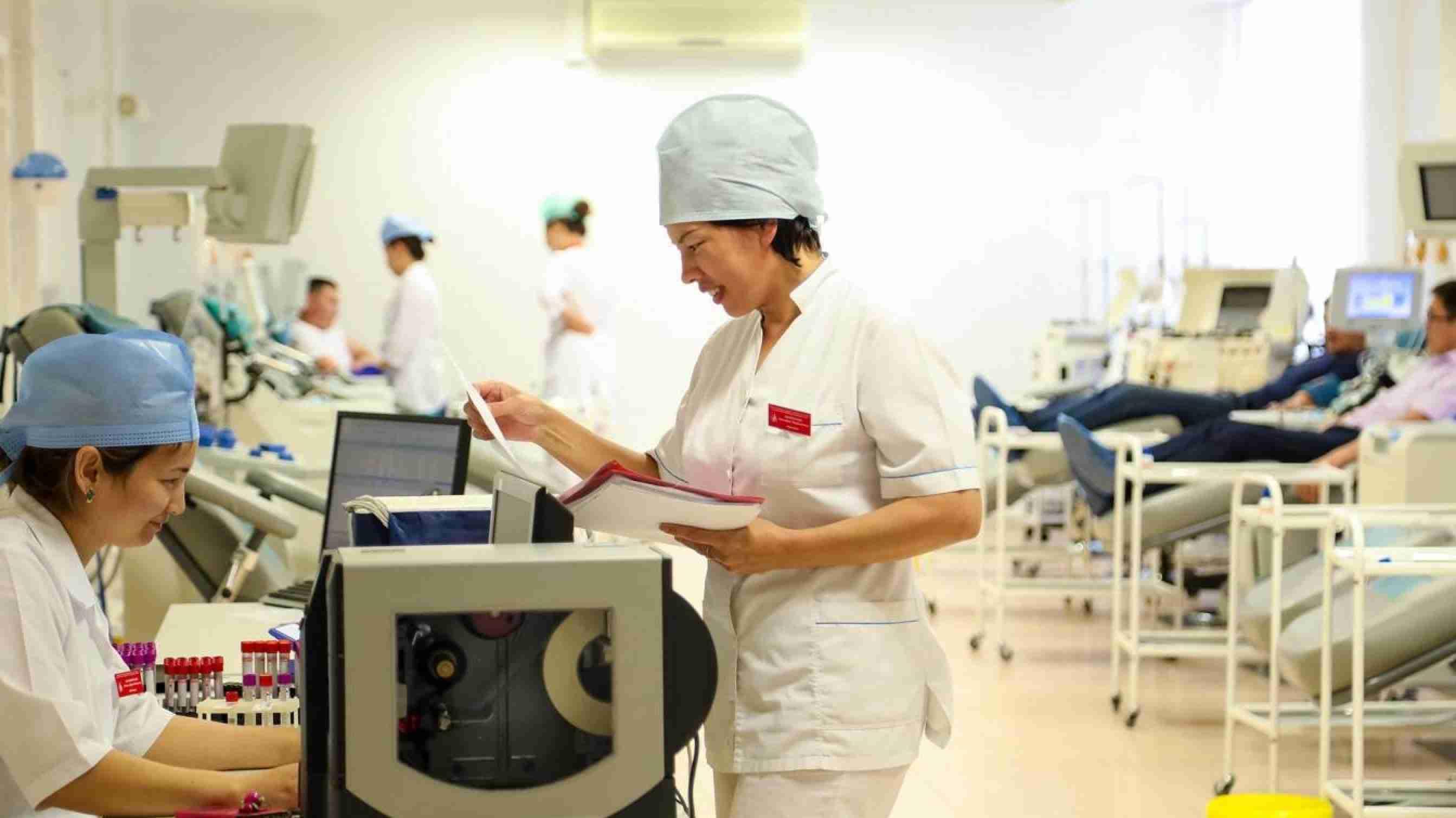 Казахстане медуслуги будут оказывать дистанционно