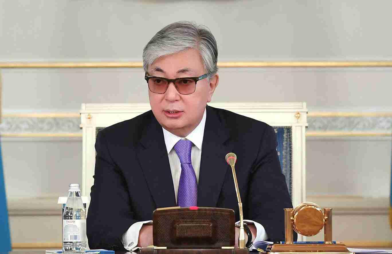 Президент Токаев заявил о миллиардных хищениях в Казахстане
