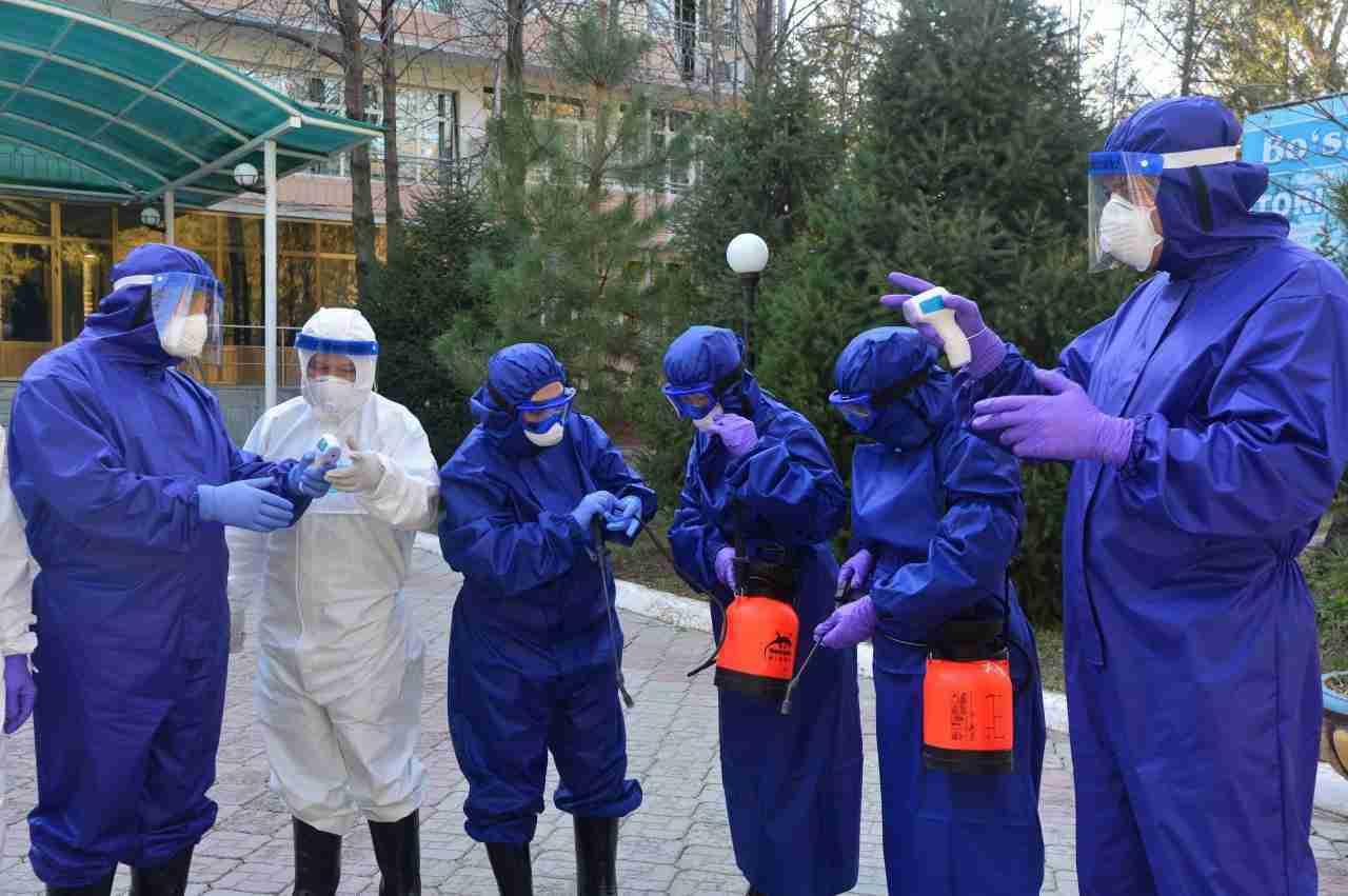 Карантин в Алматы: новые требования санитарного врача города