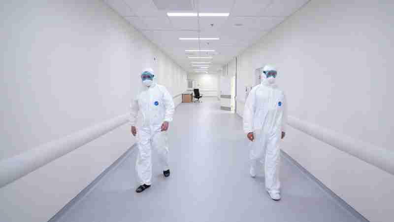 В Казахстане построят 13 новых инфекционных больниц