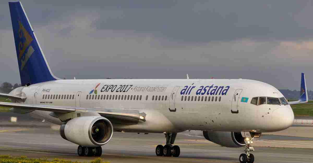 Возобновление международного авиасообщения в Казахстане: названы детали