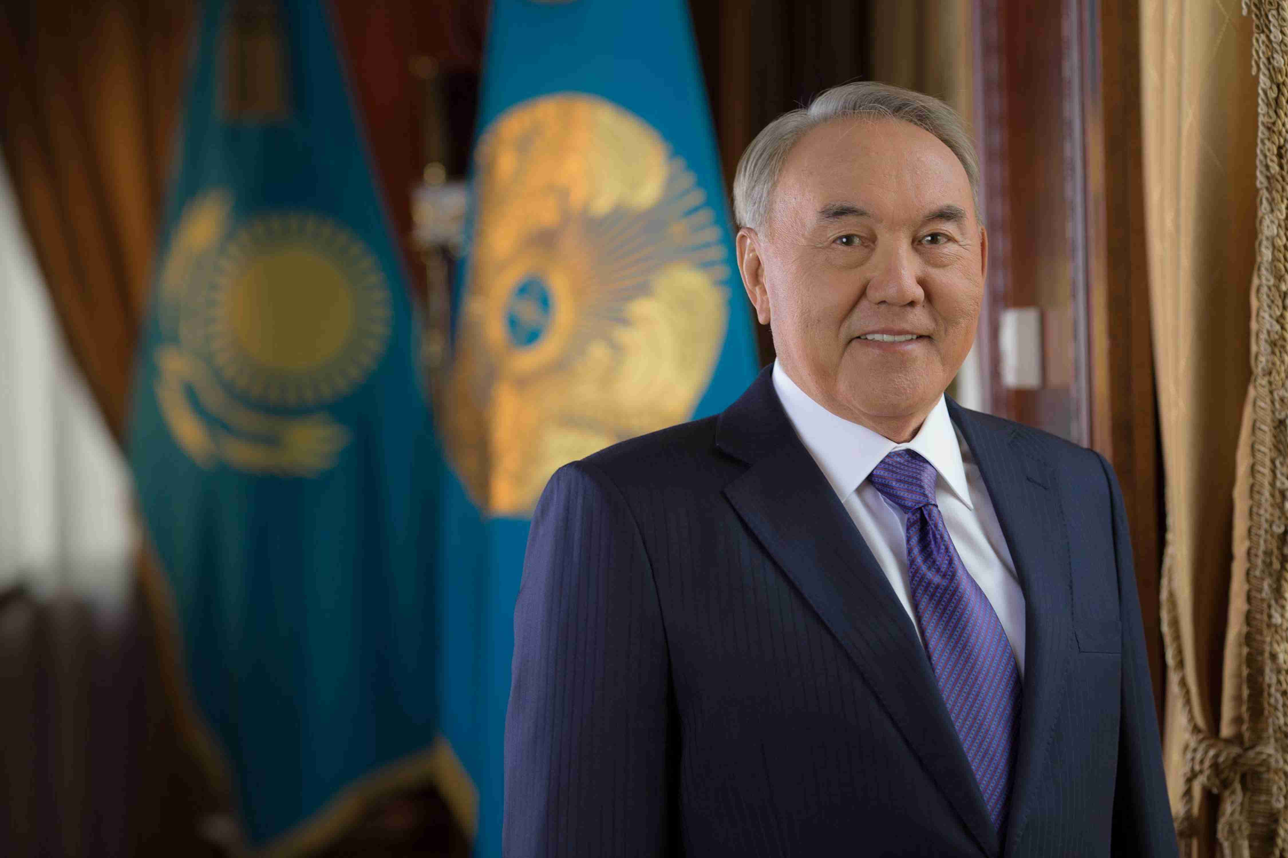 Нурсултан Назарбаев получил новый титул