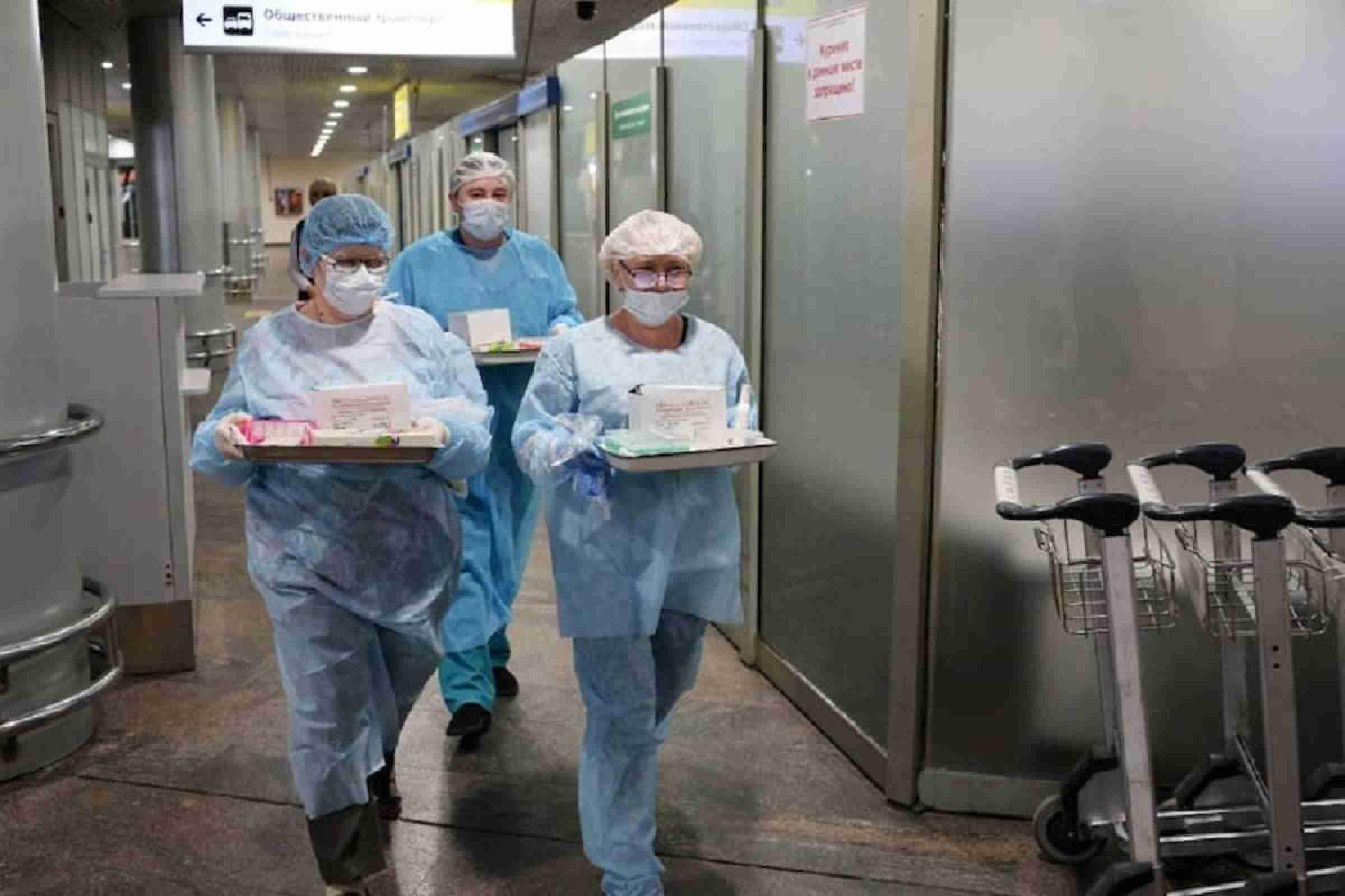 Россия и Казахстан достигли соглашения о поставках вакцины от коронавируса