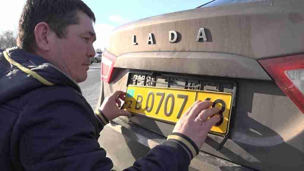 Регистрация авто с армянскими номерами в Казахстане: сроки и условия