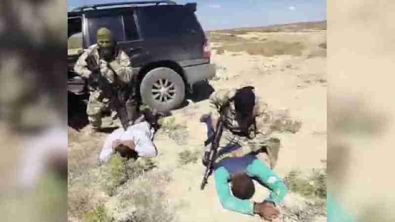 Эпичная погоня за наркобаронами в Казахстане попала на видео