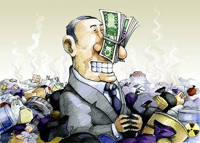 Коррупция в Казахстане: где брали взятки чаще всего