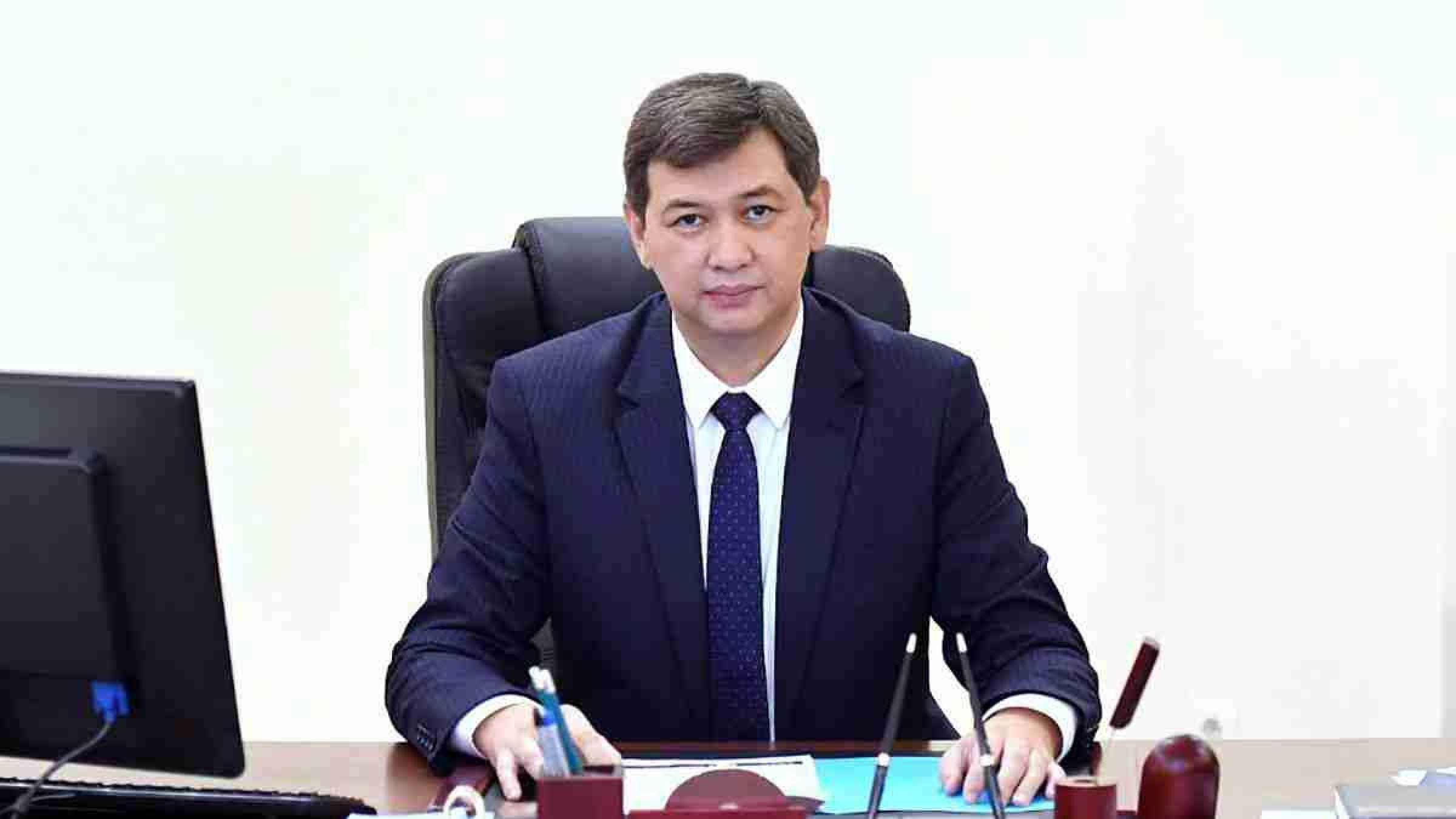 В Казахстане назначили нового главного санитарного врача