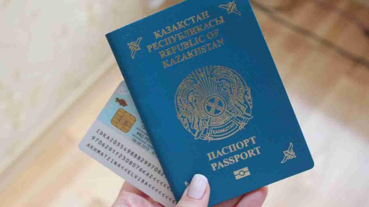 В Казахстане откажутся от бумажных документов