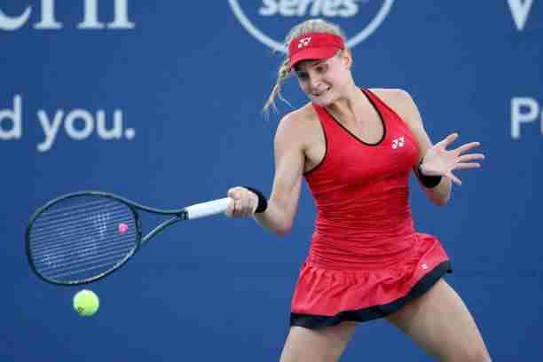US Open 2020: успехи казахстанки Юлии Путинцевой