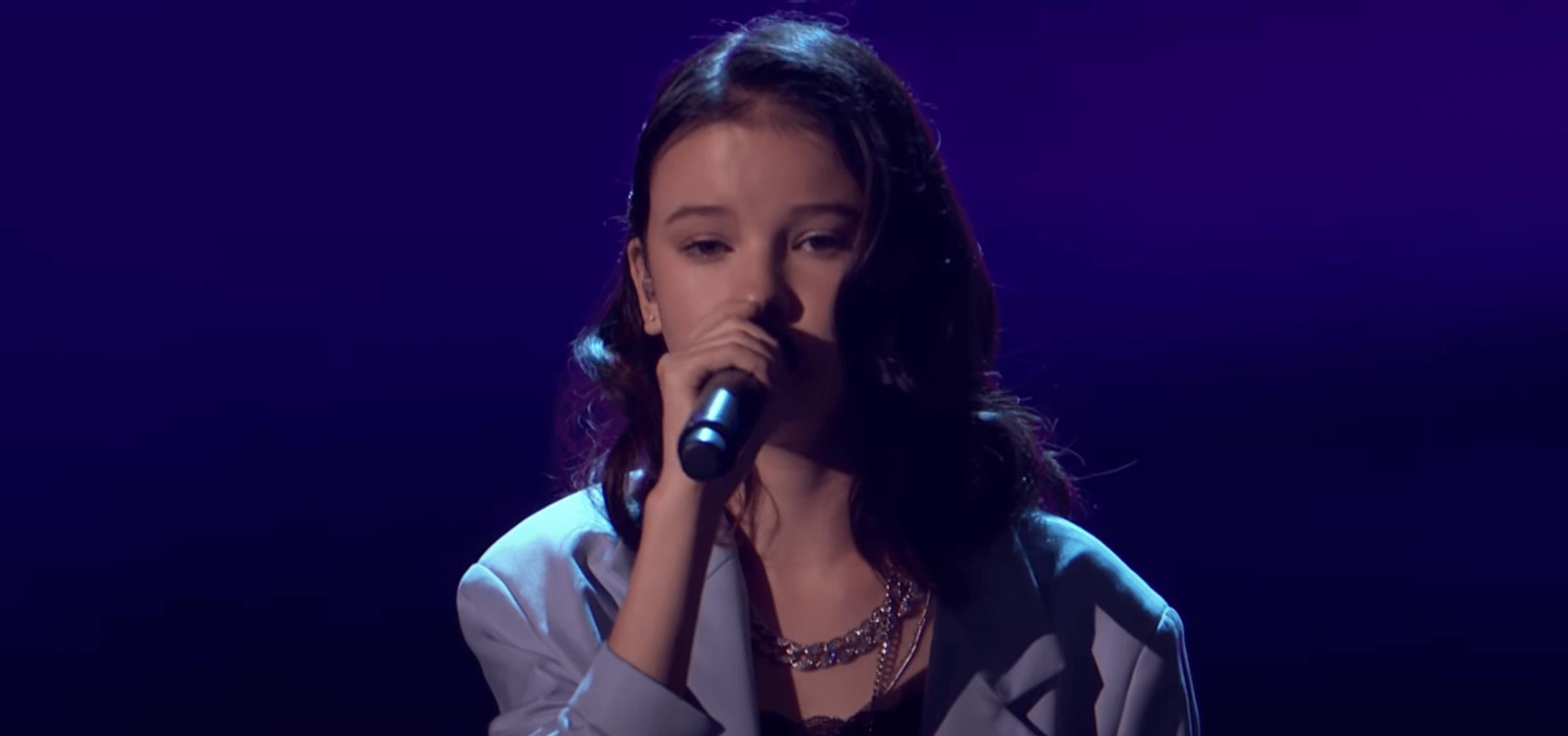 Данэлия Тулешова на America's Got Talent: новых успех юной звезды