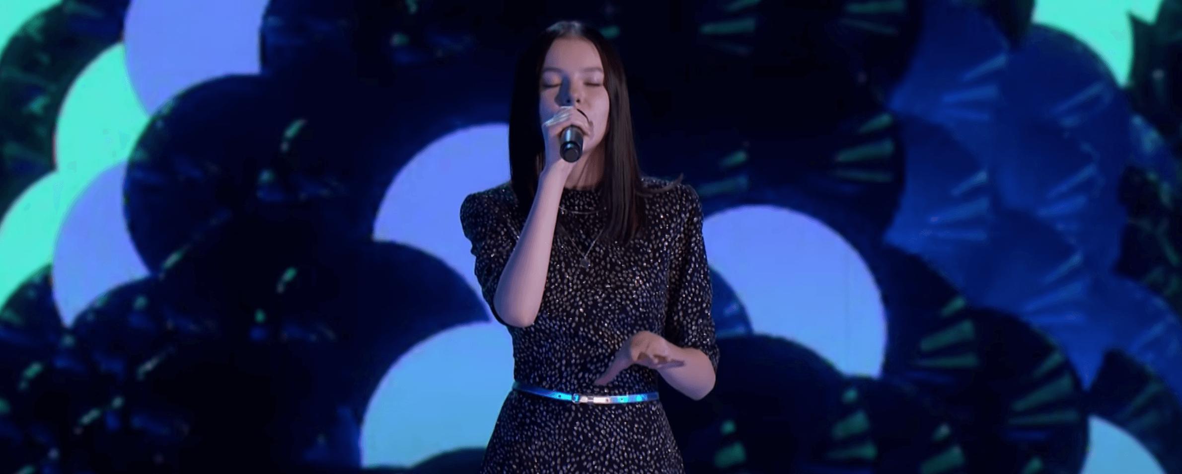 Данэлия Тулешова в финале шоу America's Got Talent: видео