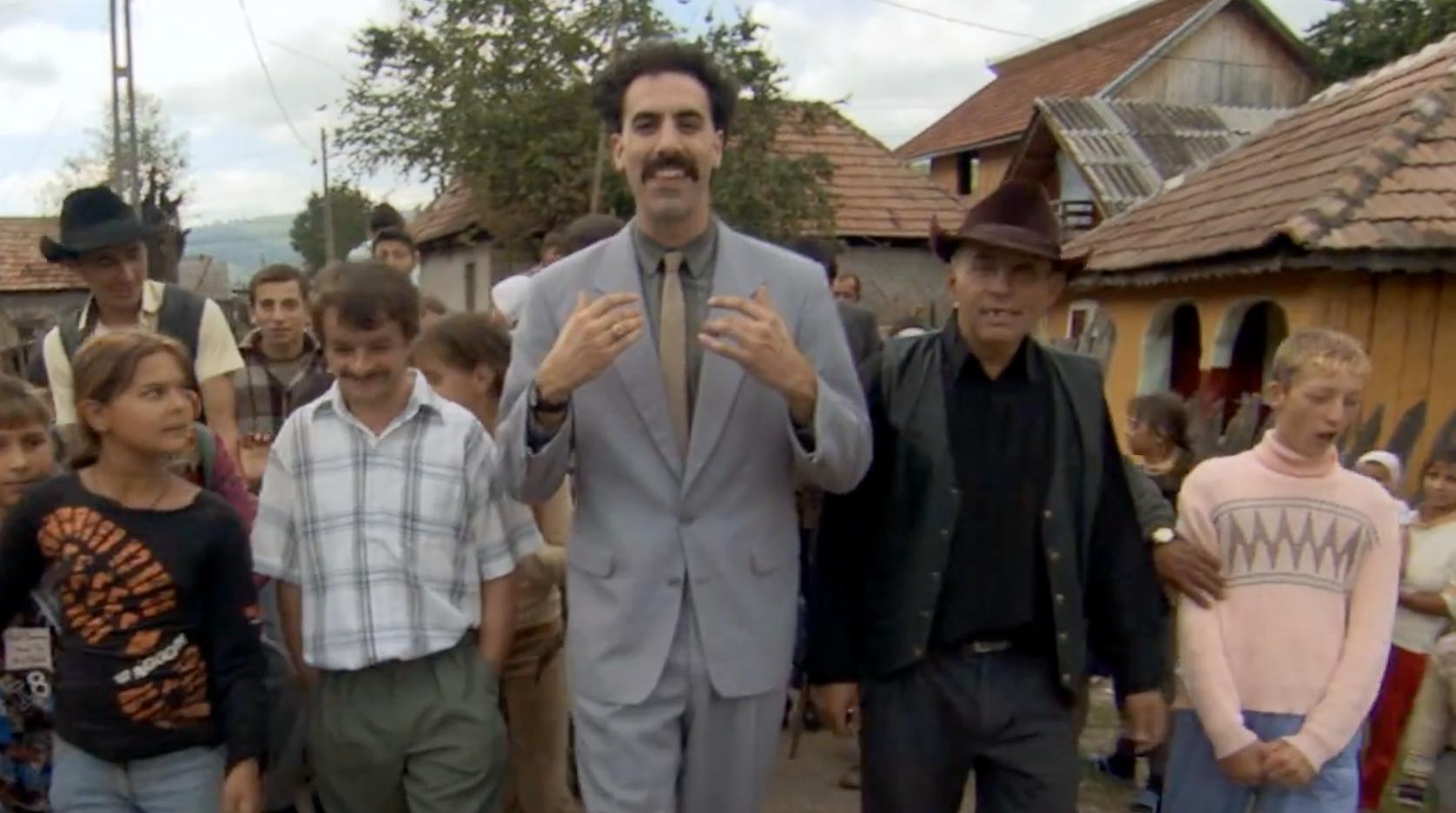 Борат-2: дата выхода и сюжет фильма о самом известном киноперсонаже из Казахстана